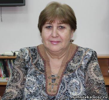 Тонких Валентина Викторовна