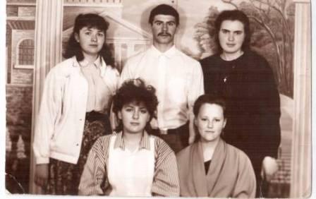 Выпускники 1991 года