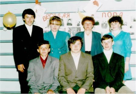 Выпускники 1995 года
