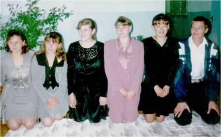 Выпускники 1997 года