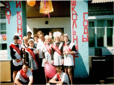 Выпускники 2001 года