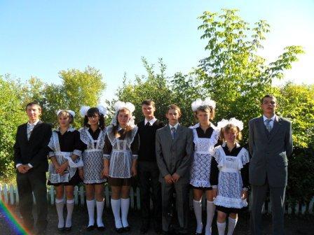 Выпускники 2011 года